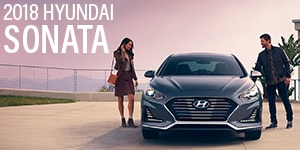 2018 Hyundai Sonata Lease Deal