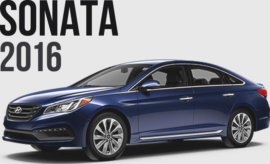 Hyundai Sonata Lease Deal