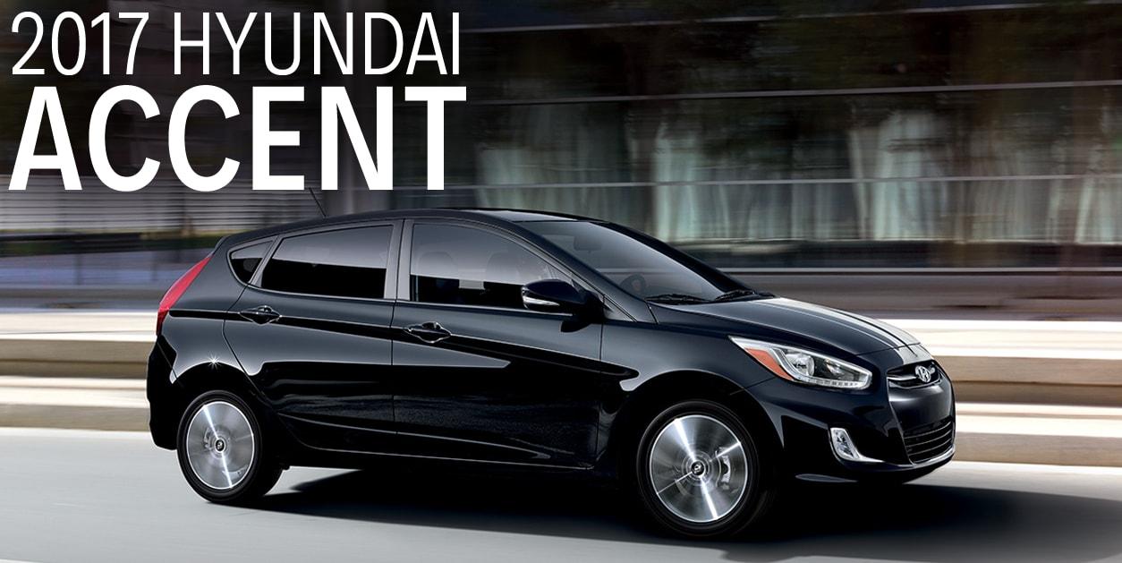 Hyundai Accent Finance Deal