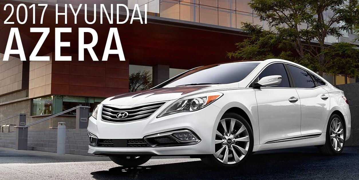 Hyundai Azera Finance Deal