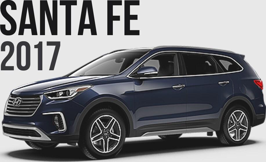 Hyundai Santa Fe Lease Deal