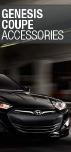 Hyundai Genesis Coupe Accessories