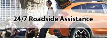Subaru Certified Pre-Owned Roadside Assistance