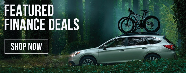 Subaru Finance Deals
