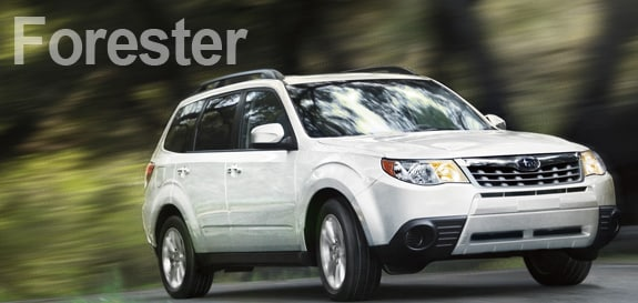 new 2012 subaru forester information features and video. Black Bedroom Furniture Sets. Home Design Ideas