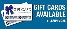 Burlington Subaru Gift Card