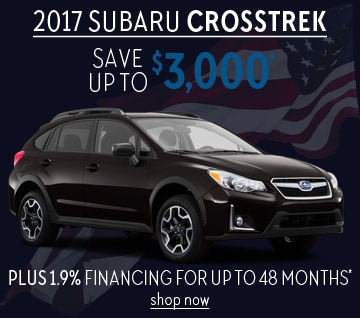 2017 Subaru Crosstrek Deal