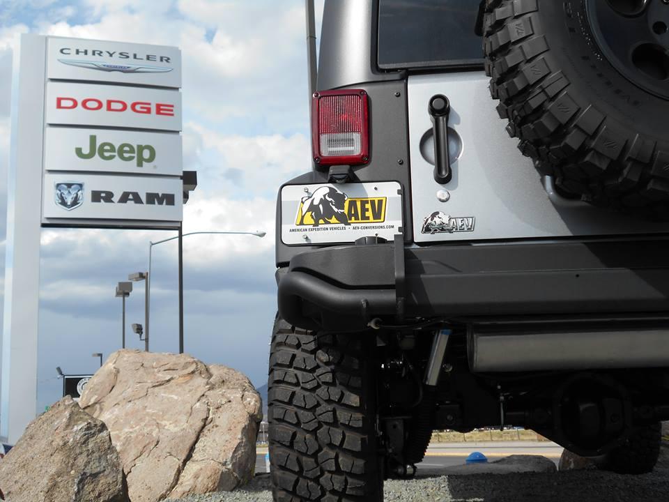 Butte 39 S Mile High Chrysler Jeep Dodge Ram New Chrysler