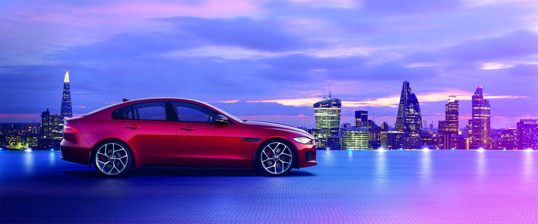 2017 Jaguar XE Jaguar Car Dealer