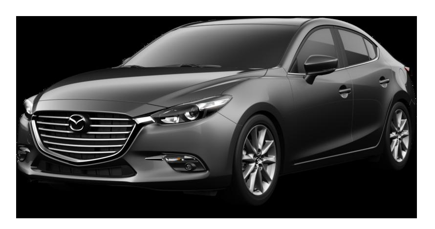 New 2018 Mazda3