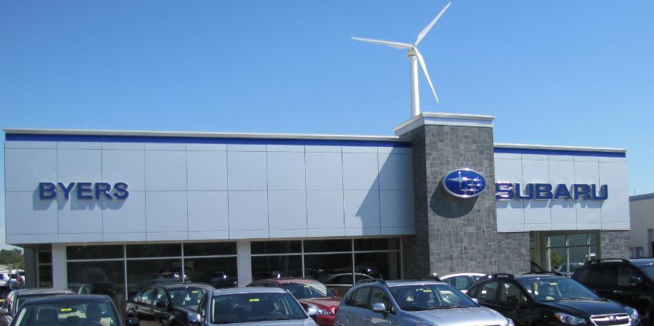 Byers Subaru Dublin Byers Dublin Subaru New Used Car