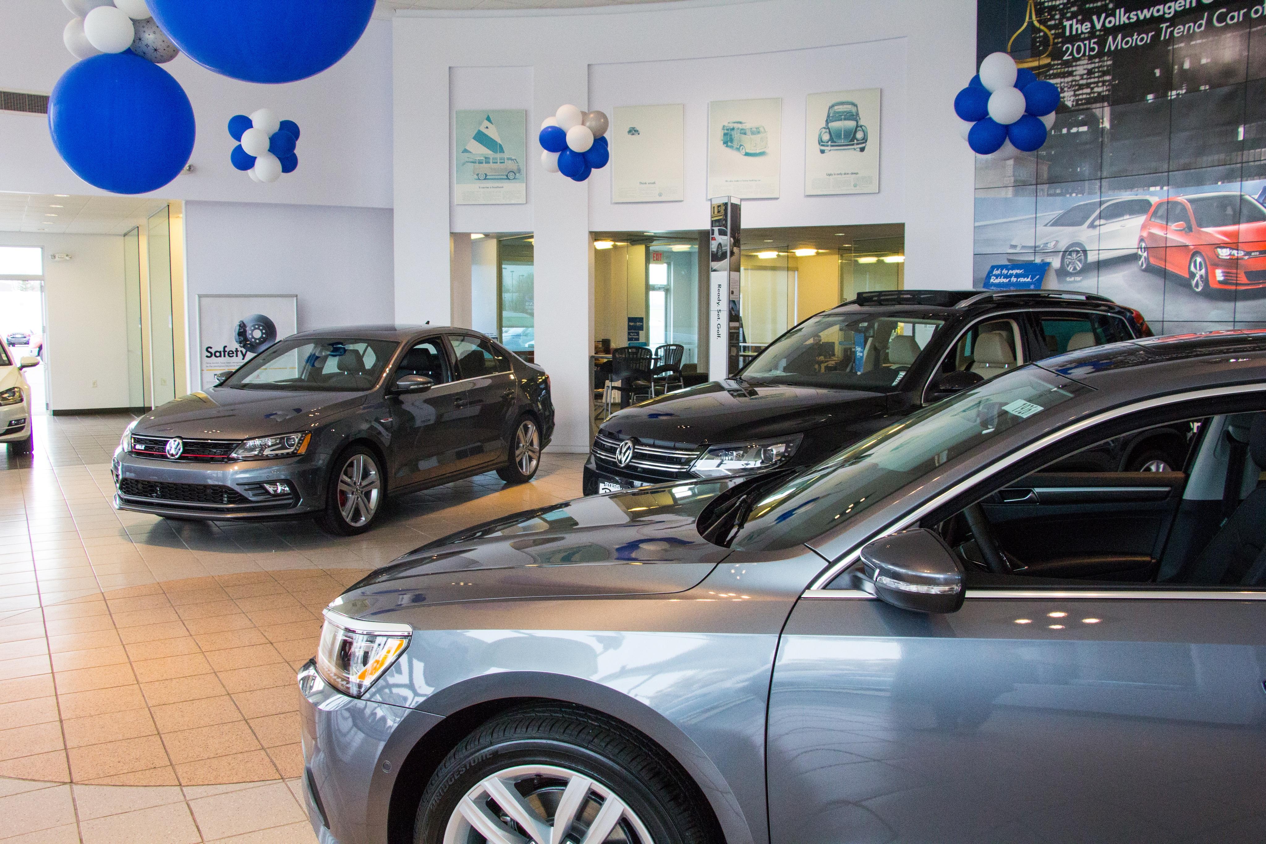 Columbus Oh Volkswagen Dealer Byers Volkswagen