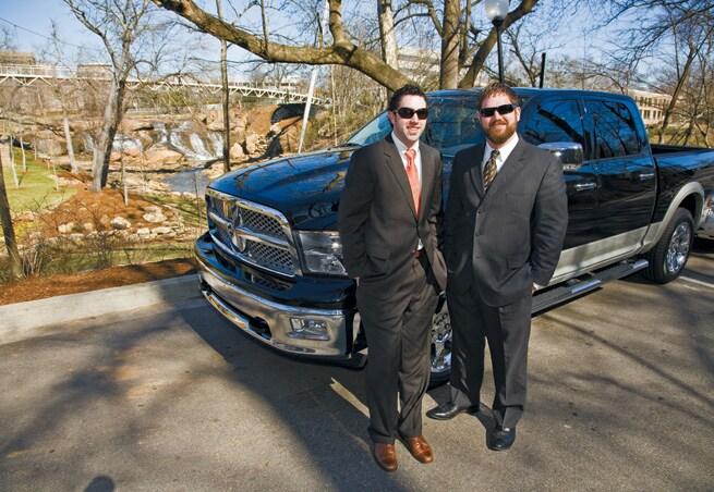 Big o dodge chrysler jeep ram business profile for Motor mile greenville sc