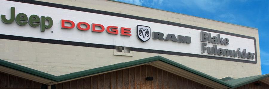 Blake Fulenwider Dodge TX | Dodge Dealership Serving ...