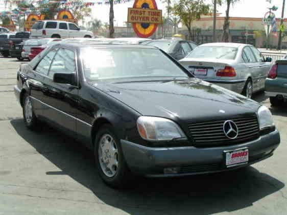Used 1995 mercedes benz s class for sale ontario ca for 1995 mercedes benz s class