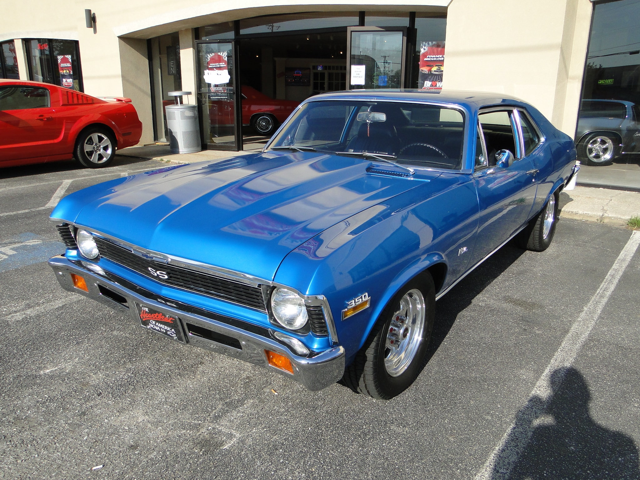 Auction results and data for 1971 Chevrolet Chevelle Series (SS ...