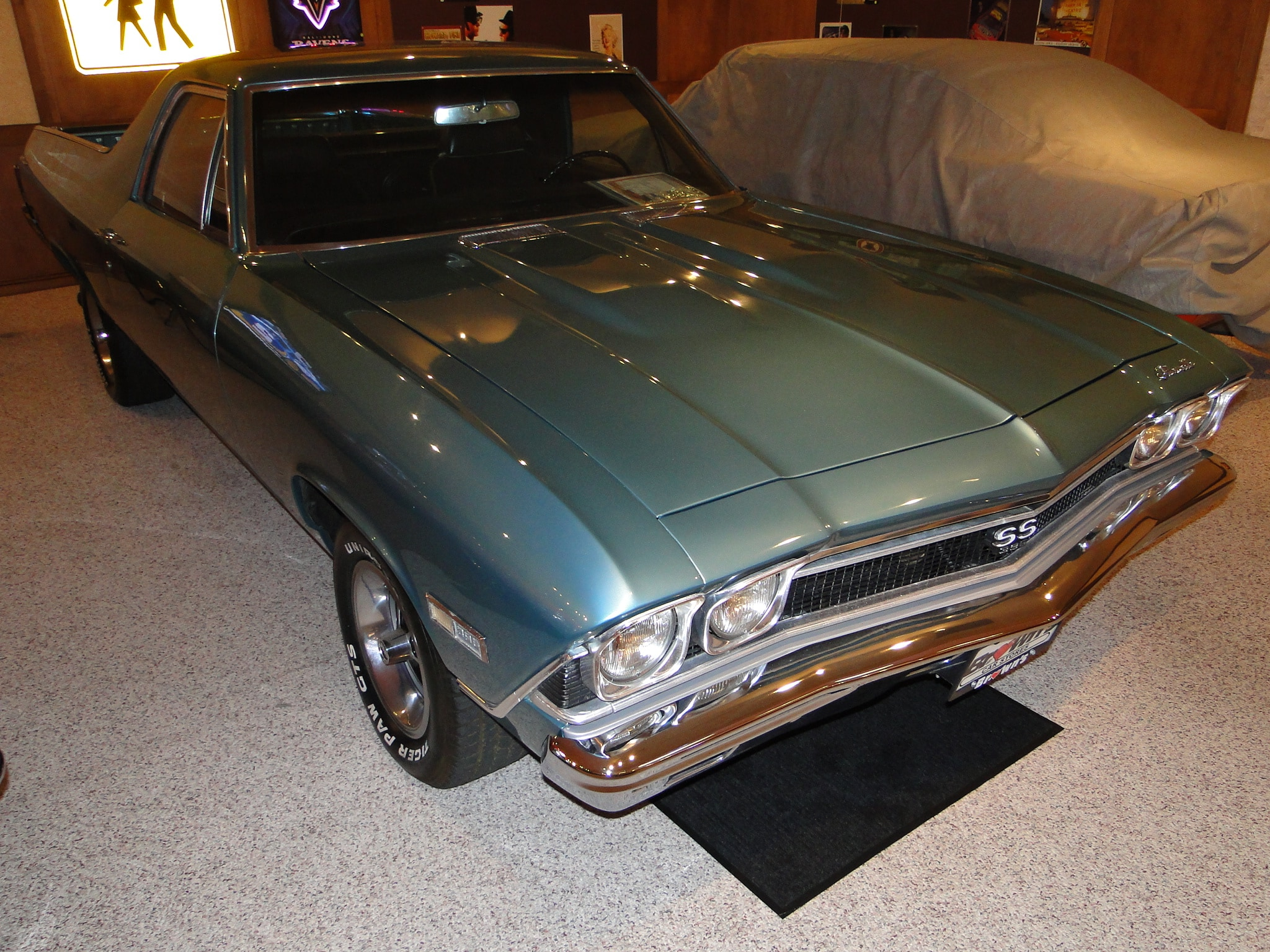 1968 Chevrolet EL Camino Super Sport SS396 Sport Glen Burnie MD