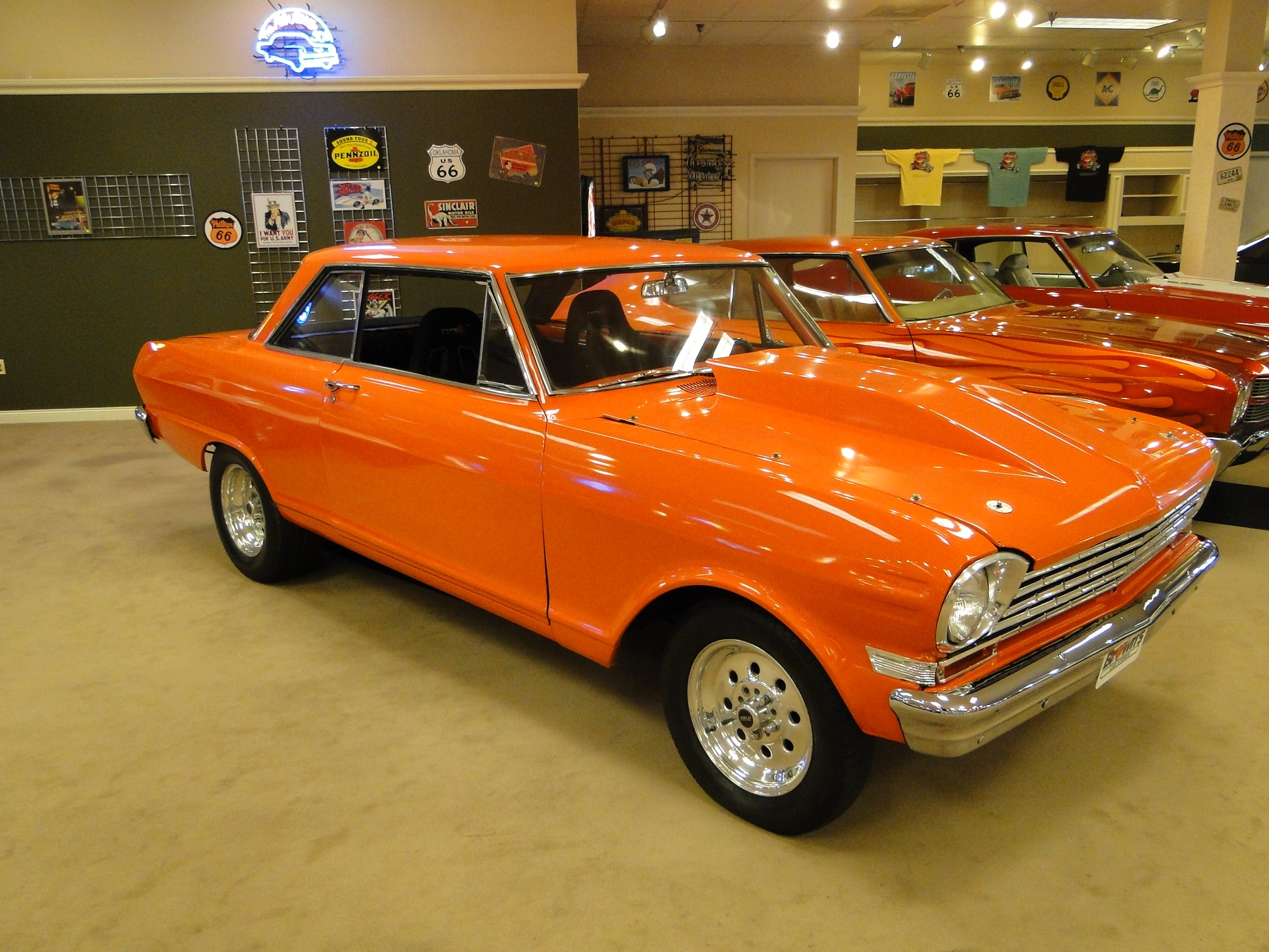 New 1963 Chevrolet Nova Sold To Pa Glen Burnie Md