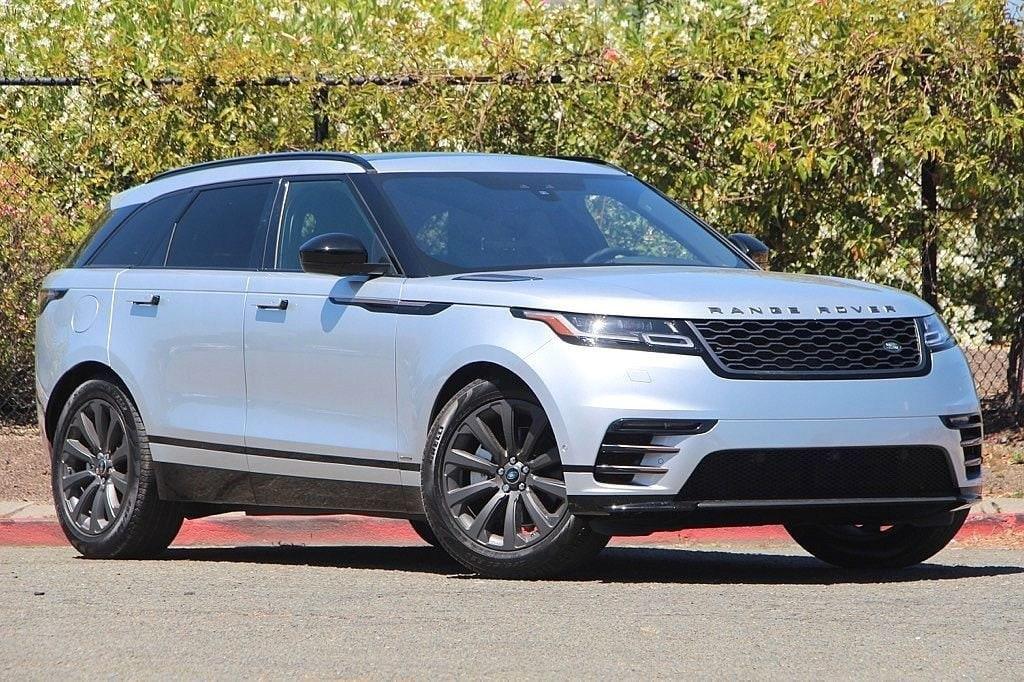 RPMWired.com car search / 2018 Land Rover Range Rover Velar