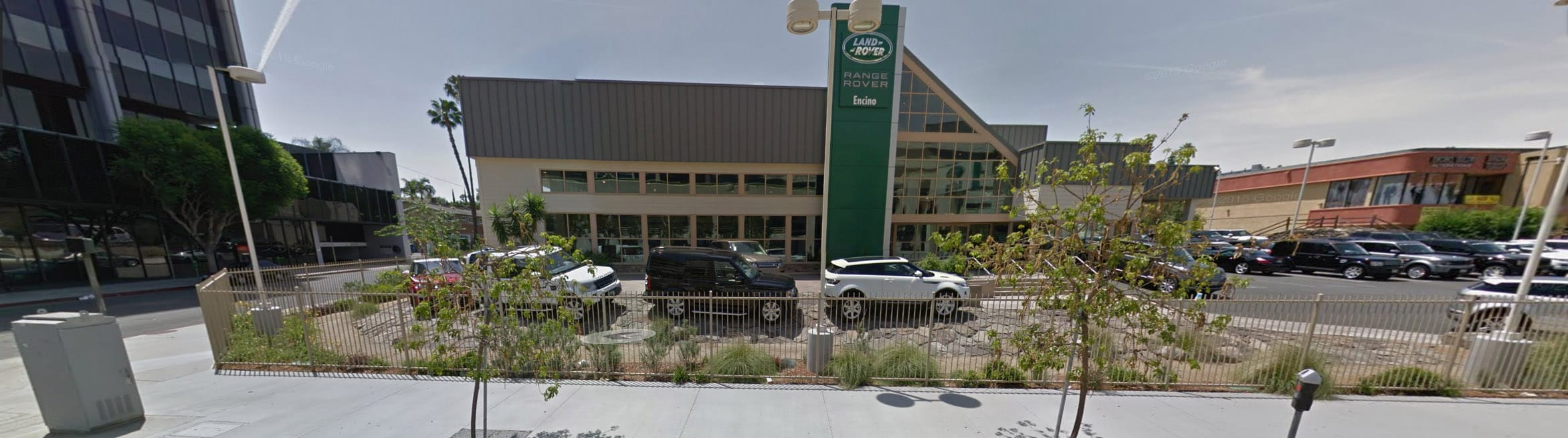 Contact Land Rover Dealership
