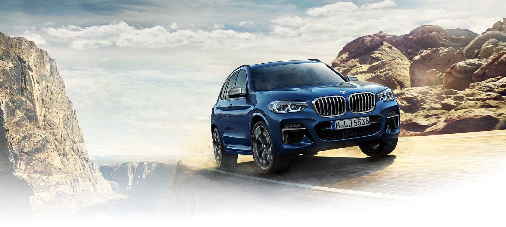2018 BMW X3 in Calgary, AB