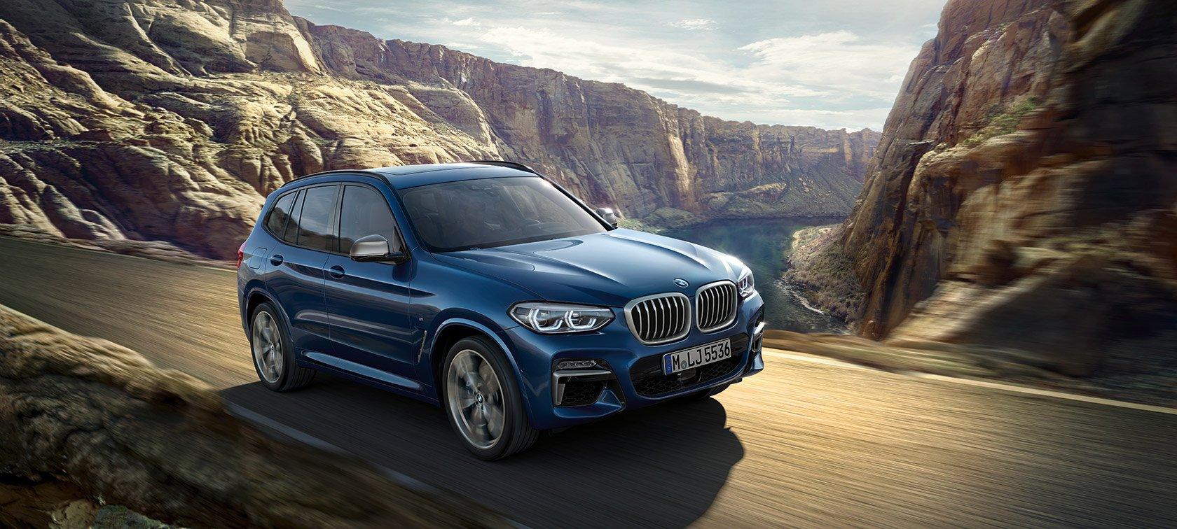 2018 BMW X3 Calgary BMW