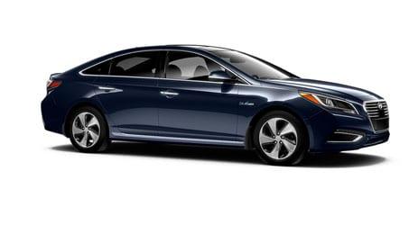 Sonata Hybrid at Calgary Hyundai