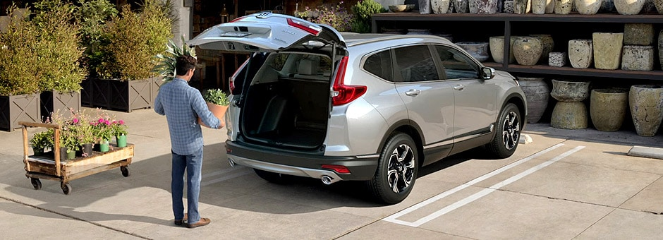 2017 Honda CR-V in Cambridge, Newton and Waltham