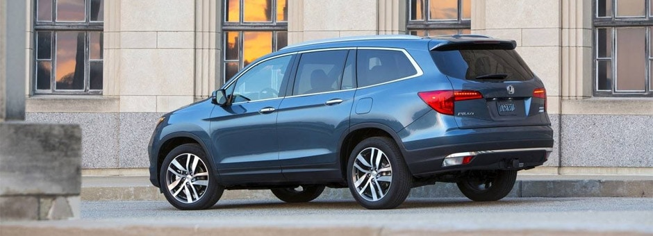 2017 Honda Pilot in Cambridge, Newton and Waltham