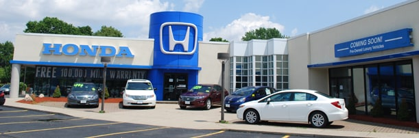 Employment Opportunities At Cambridge Honda