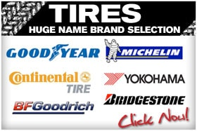 Get Tires at Camelback Volkswagen | Arizona VW Dealer