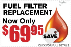 Coupon Fuel Filter | Camelback Ford Discount Phoenix AZ