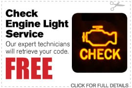 Coupon Check Engine Light | Camelback Ford Discount Phoenix AZ