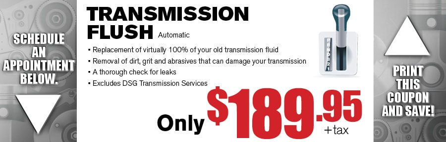 Transmission Flush Service Camelback Ford Service Coupon