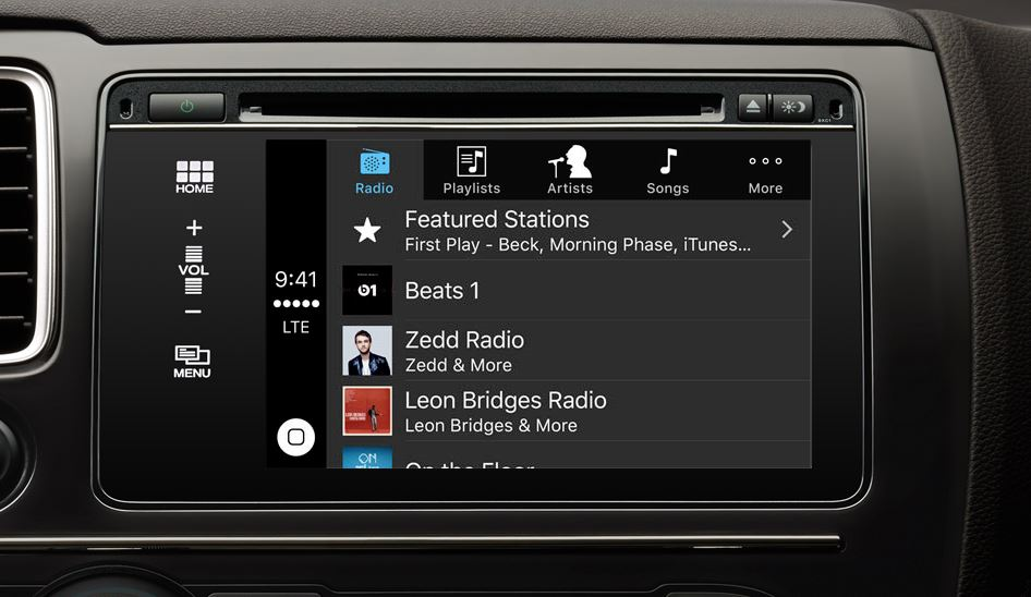 Rock Out To Kanye On The Optima S New Apple Carplay