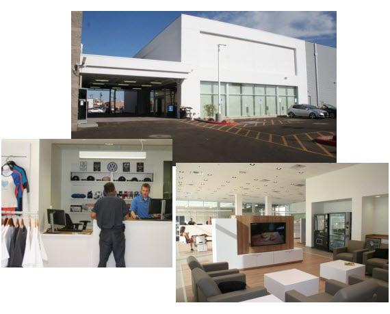 Camelback Vw S New Service Center Is Now Open Phoenix Vw