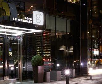Lexus Hotel Partnerships