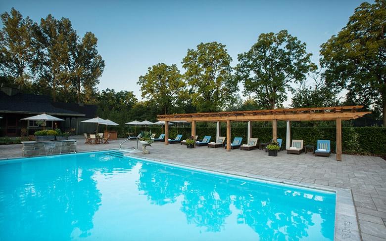 Lexus Hotel Pool