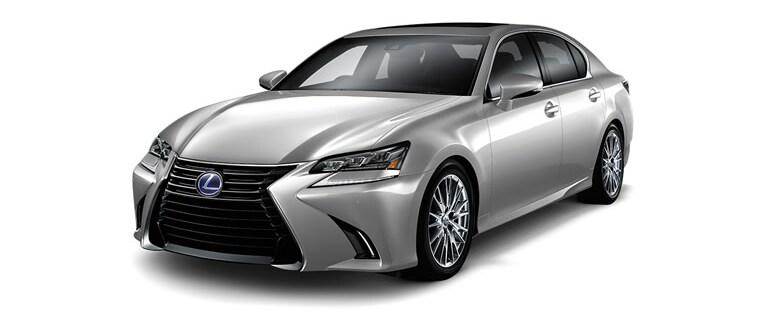 Lexus Hybrid GS