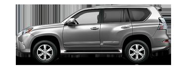 Lexus GX comparison
