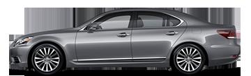 Lexus LS comparison