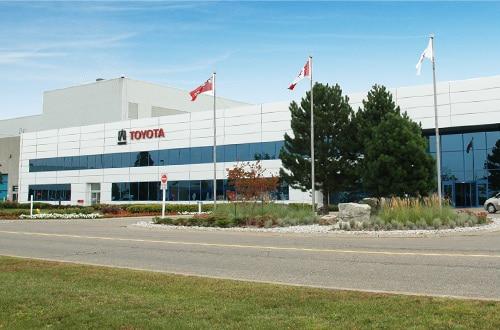 Toyota Lexus Plant
