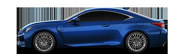 Lexus RC F Comparison