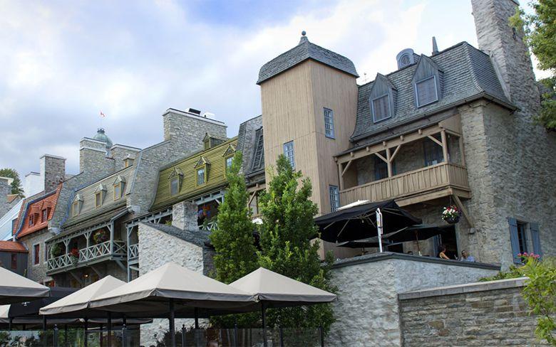 Lexus Hotel Quebec LeGermain