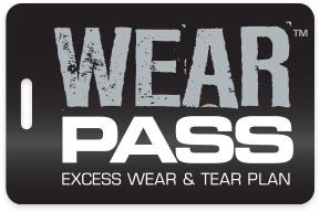 Wear Pass