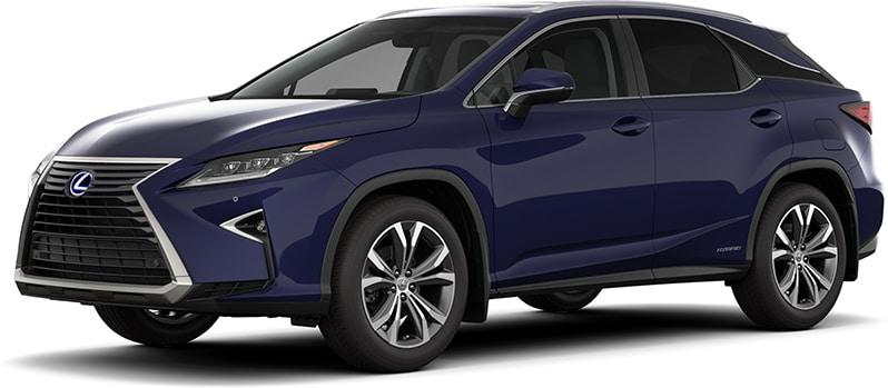Lexus Hybrid RX