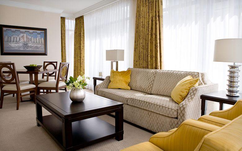 Lexus Hotel Room