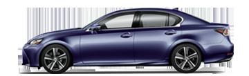 Lexus GS comparison
