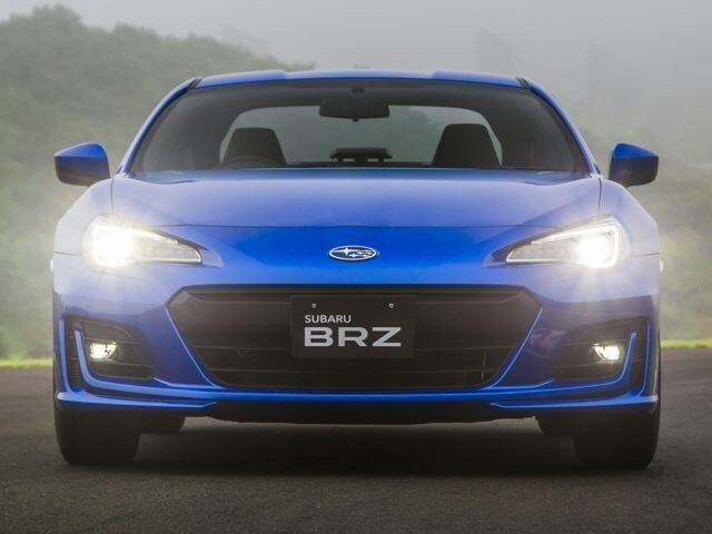 new 2017 Subaru BRZ Sports car