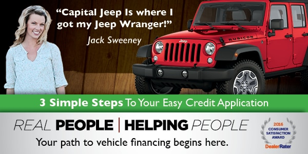 3 Simple Steps to Easy Credit